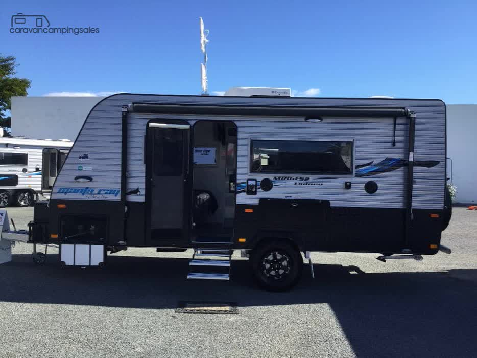 Enduro Upgrade New Age Caravans Tasmania