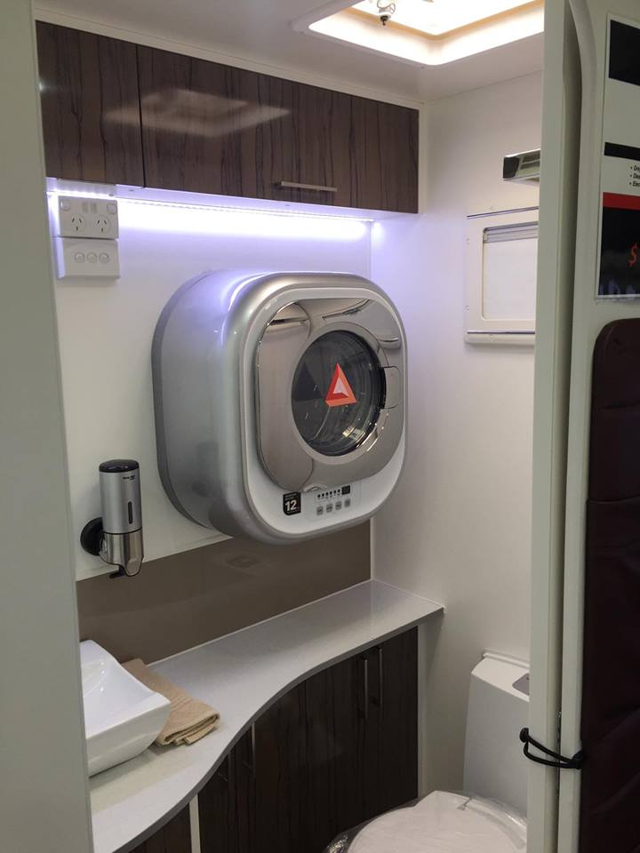 18ft Ensuite Series 3 New Age Caravans Tasmania